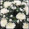 künstliche Chrysanthemen