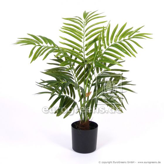 künstliche Areca Palme ca. 60cm - 9 Triebe