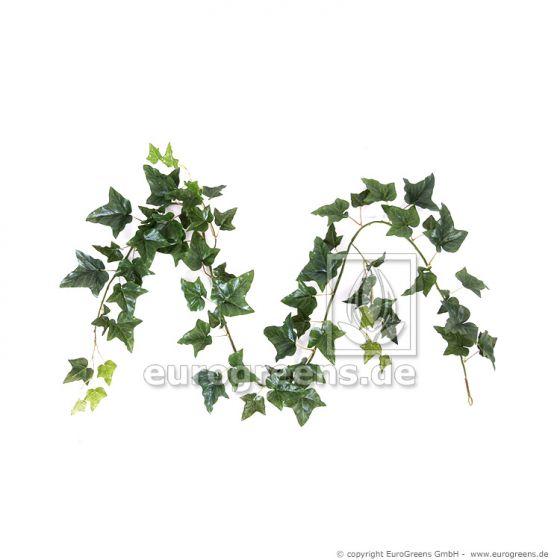 künstliche Efeu Girlande ca. 180cm grün