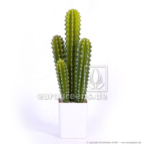 künstliche Pflanze: Säulenkaktus ca. 55cm