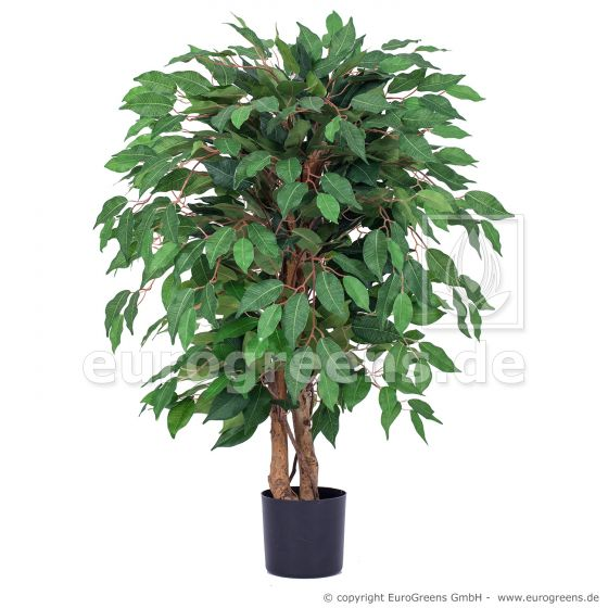 künstlicher Ficus Benjamini ca. 90cm