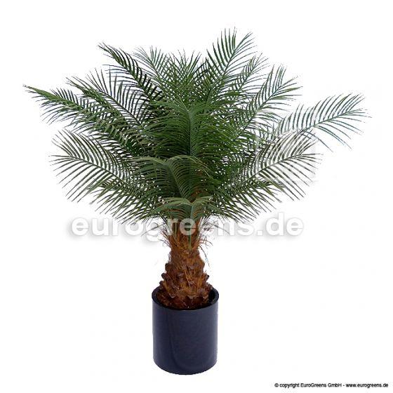 Kunstpflanze Kanarische Dattelpalme 160-170cm