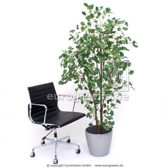 künstlicher Ginkgo Baum ca. 180cm