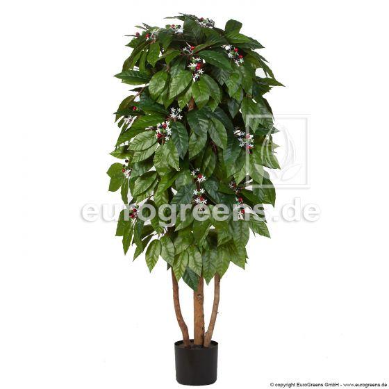 Kunstpflanze Kaffeebaum ca. 150-160 cm