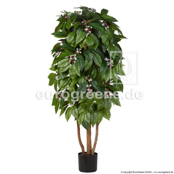 Kunstpflanze Kaffeebaum ca. 180cm