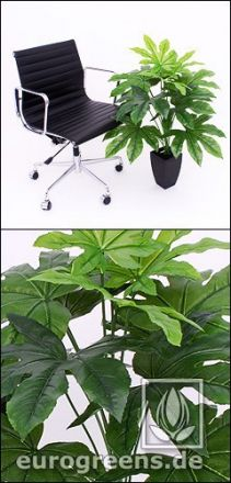 Kunstpflanze Fatsia Japonica ca. 70-80cm