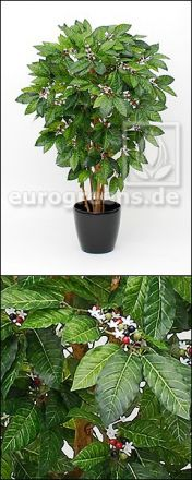 Kunstpflanze Kaffeebaum ca. 130cm