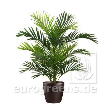 Kunstpflanze Areca Palme 90cm