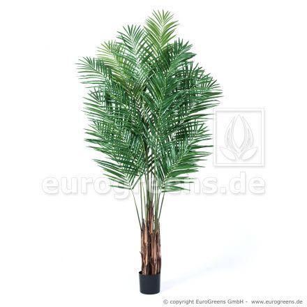 künstliche Areca Palme ca. 190cm hoch