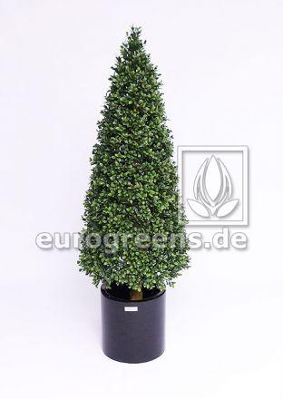 Kunstpflanze Buchsbaumpyramide ca. 80cm wetterfest