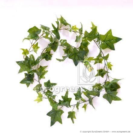 künstliche Efeu Girlande grün ca. 180cm