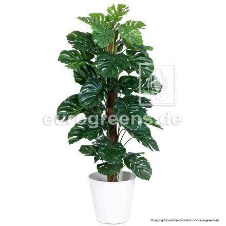 künstliche Monstera Pflanze ca. 100cm hoch