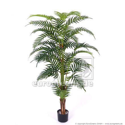 künstliche Royal Areca Palme ca. 150cm - 36 Wedel