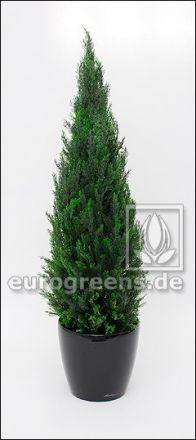 künstliche Zypresse Toscana ca. 120cm