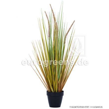künstlicher Pennisetum Gras Busch ca. 65cm