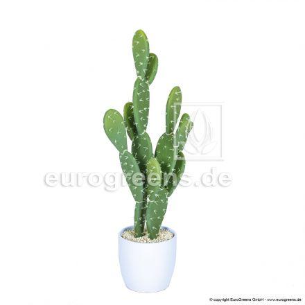 Kunstkaktus: Bärentatzen Kaktus ca. 59cm