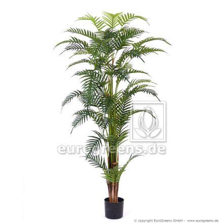 Kunstpalme: Royal Areca Palme ca. 180cm - 45 Wedel
