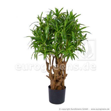 Kunstpflanze Dracaena Compacta ca. 100cm