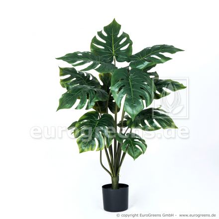 Kunstpflanze Monstera ca. 90cm