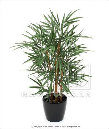 künstlicher Panda Bambus ca. 90-100cm
