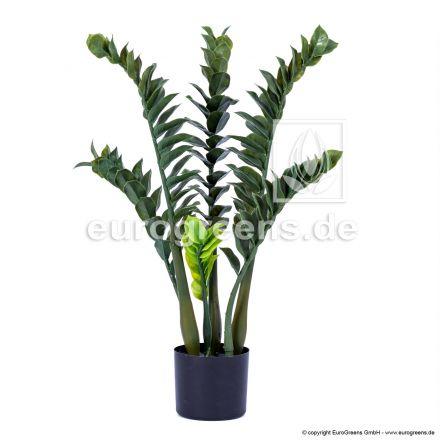 Kunstpflanze Zamio Pflanze 75cm hoch