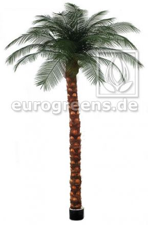 Kunstpflanze Phönixpalme ca. 300-325cm