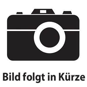 künstliche orange Cymbidium Orchidee ca. 50cm
