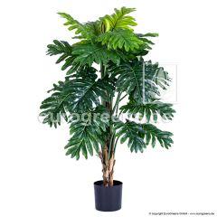 künstliche Splitphilo Pflanze ca. 130cm