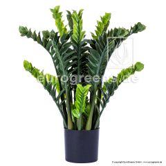 Kunstpflanze Zamio Pflanze 80cm hoch