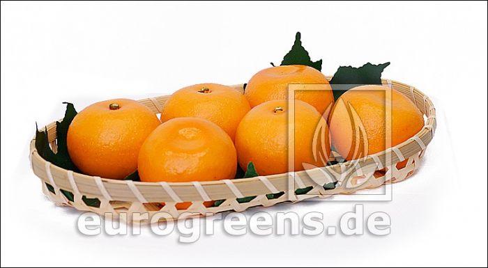 künstliche Mandarine