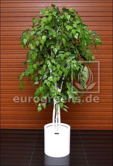 Kunstbaum künstlicher Birkenbaum ca.120cm