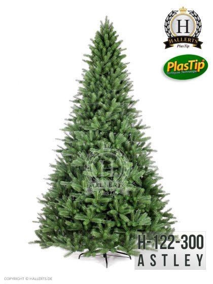 künstlicher Spritzguss Weihnachtsbaum Douglasie Astley ca. 300cm